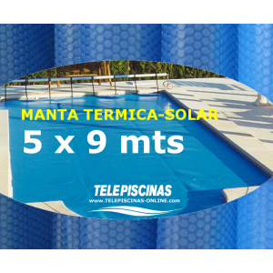 (5 x 9 m) Manta Solar...