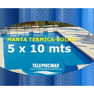 (5 x 10 m) Manta Solar...