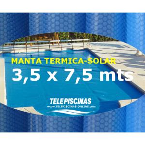 (3,5 x 7,5 m) Manta Solar...