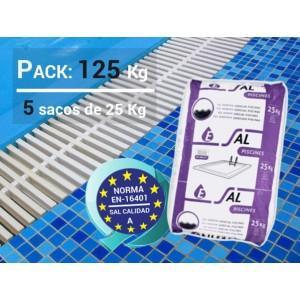 Pack de 125 Kg (5 sacos) -...