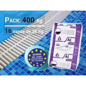 Pack de 400 Kg (16 sacos) -...