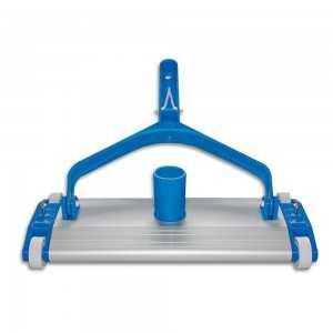 Limpiafondos metálico con fijación clip