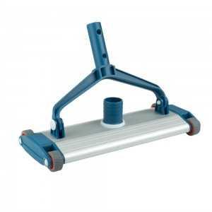 Limpiafondos aluminio Blue Line fijación palomillas