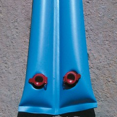 Tubo de doble válvula