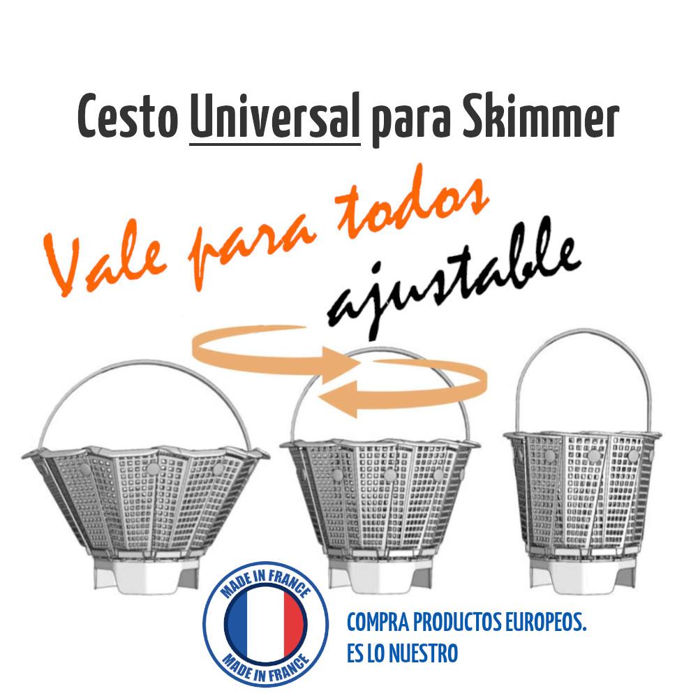 Cesto Universal para Skimmer